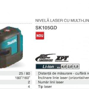Nivelă laser