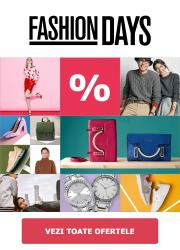 Catalog Fashion Days Pipera