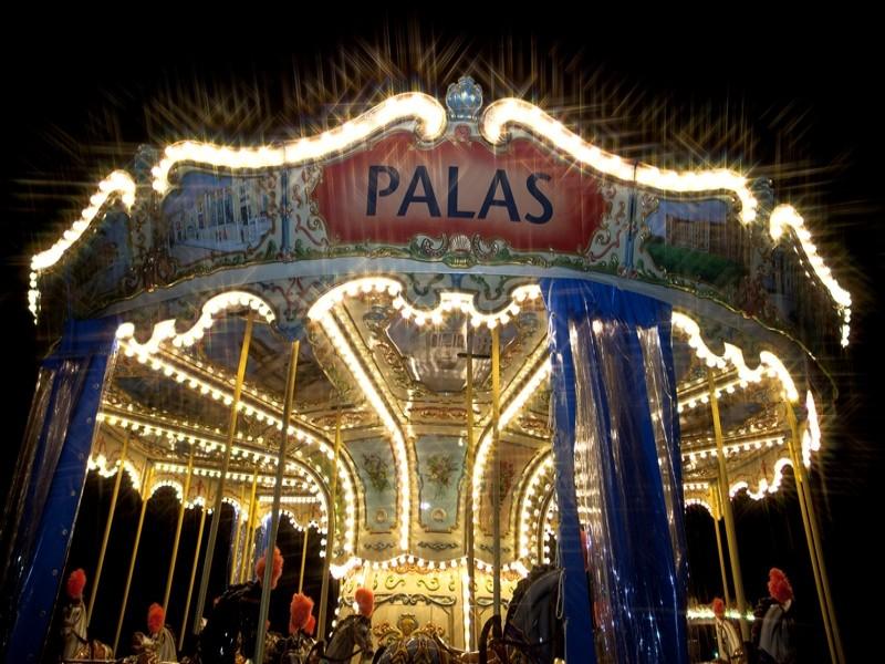 Caruselul Palas